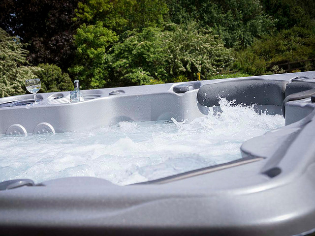Hot tub wiring can be complicated. Take care when doing a hot tub install