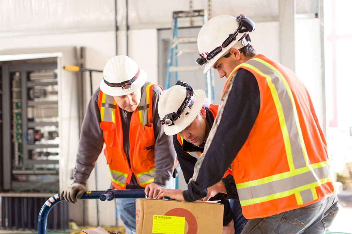Commercial and Industrial Electricians