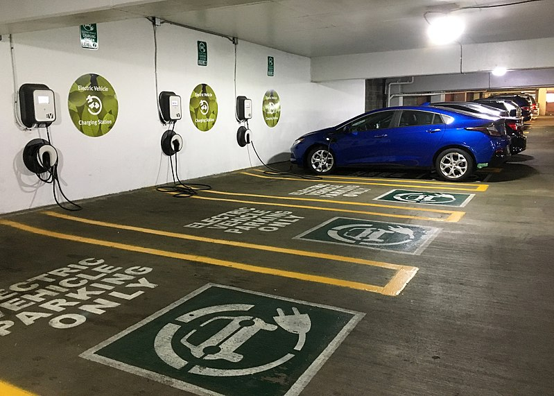 ev charging stations for the home or business