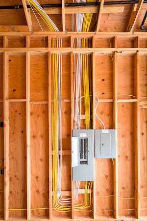 New Wiring Construction Prairie Electric